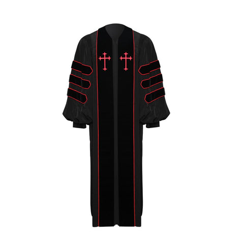 Dr. of Divinity Pulpit Robe