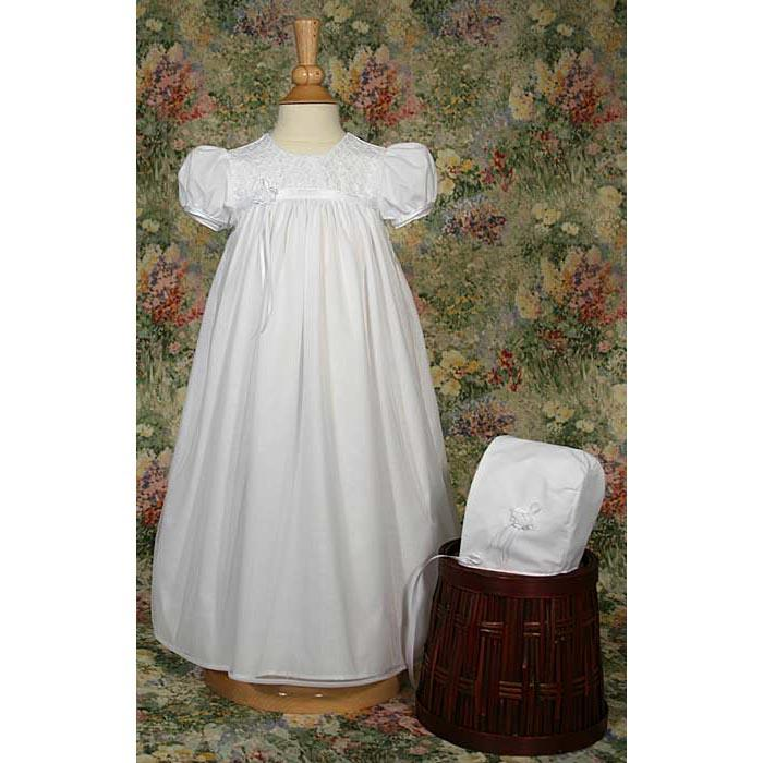 Iris Trico Baptism Gown