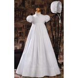 Shannon Cotton Baptism Gown