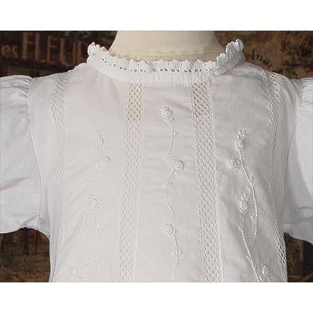 Louisa Cotton Baptism Gown