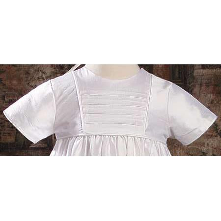 Sawyer Dupioni Family Baptism Gown