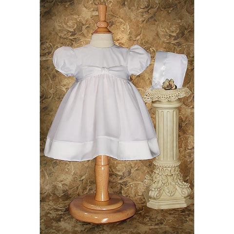 Daisy Organza Baptism Gown