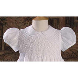 Tamsin Poly Cotton Baptism Gown
