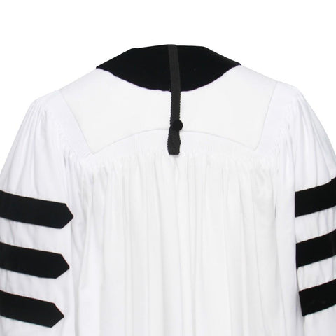 Velvet Geneva Clergy Robe