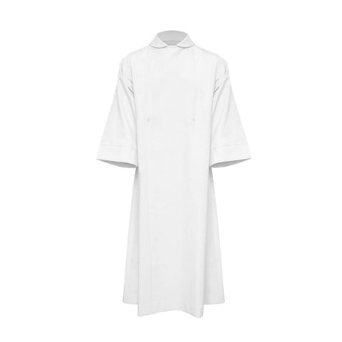 White Clergy Cassock