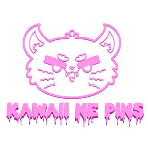 Kawaii-ne Pins