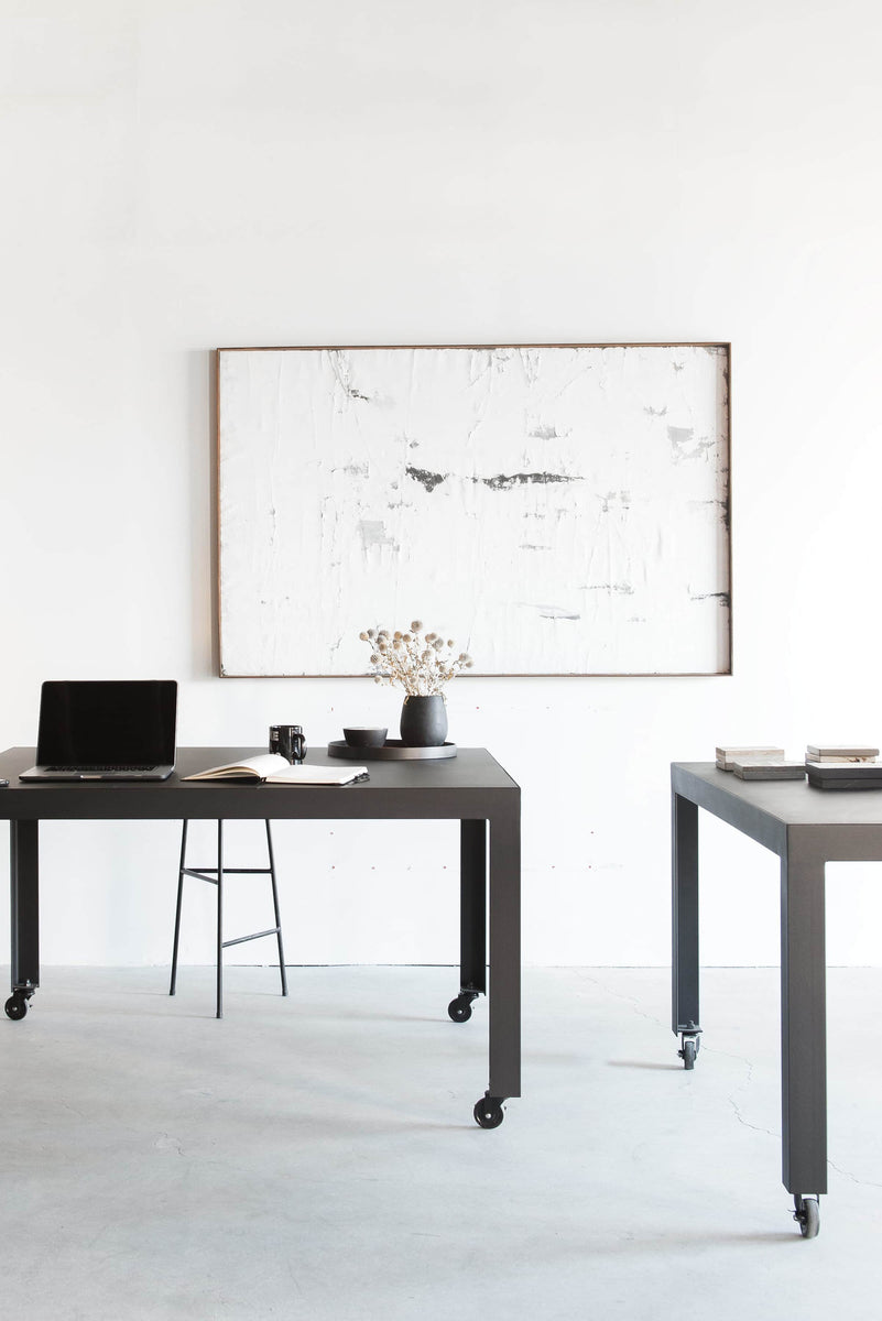 Attractive Work Space Table