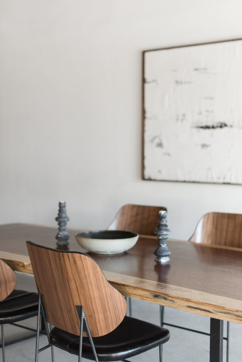 Incroyable Parota Live Edge Table