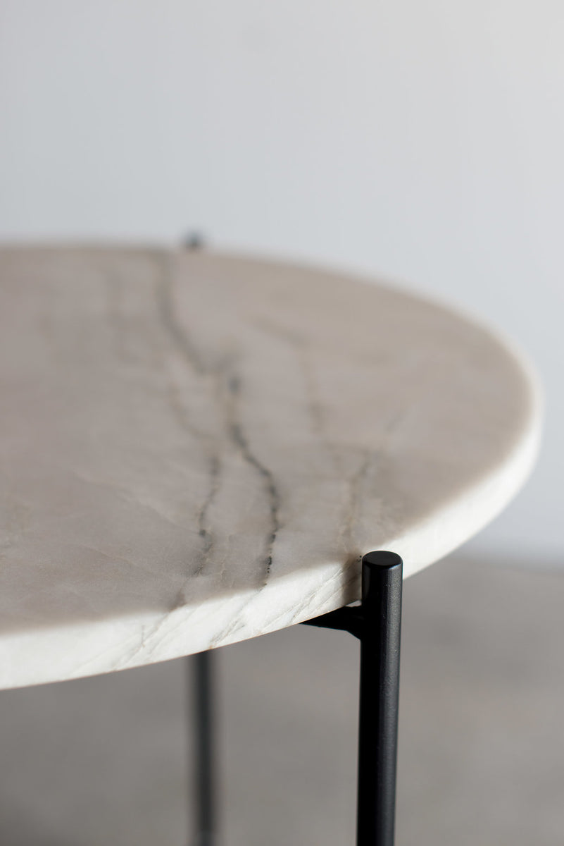 Sea Pearl Side Table