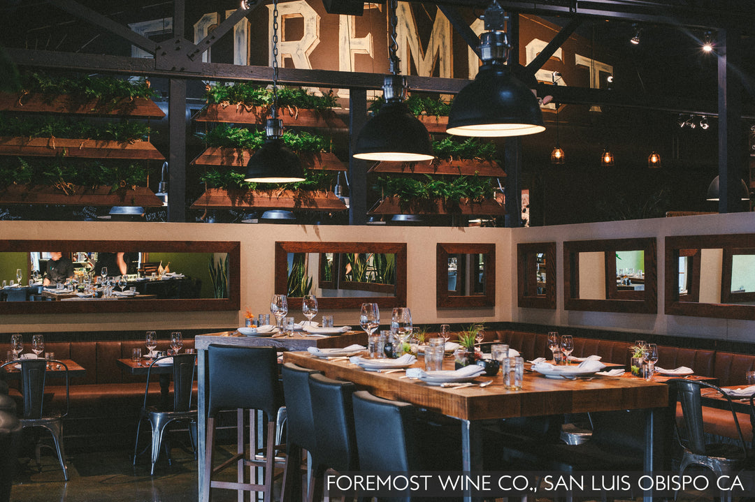 Foremost Wine Company