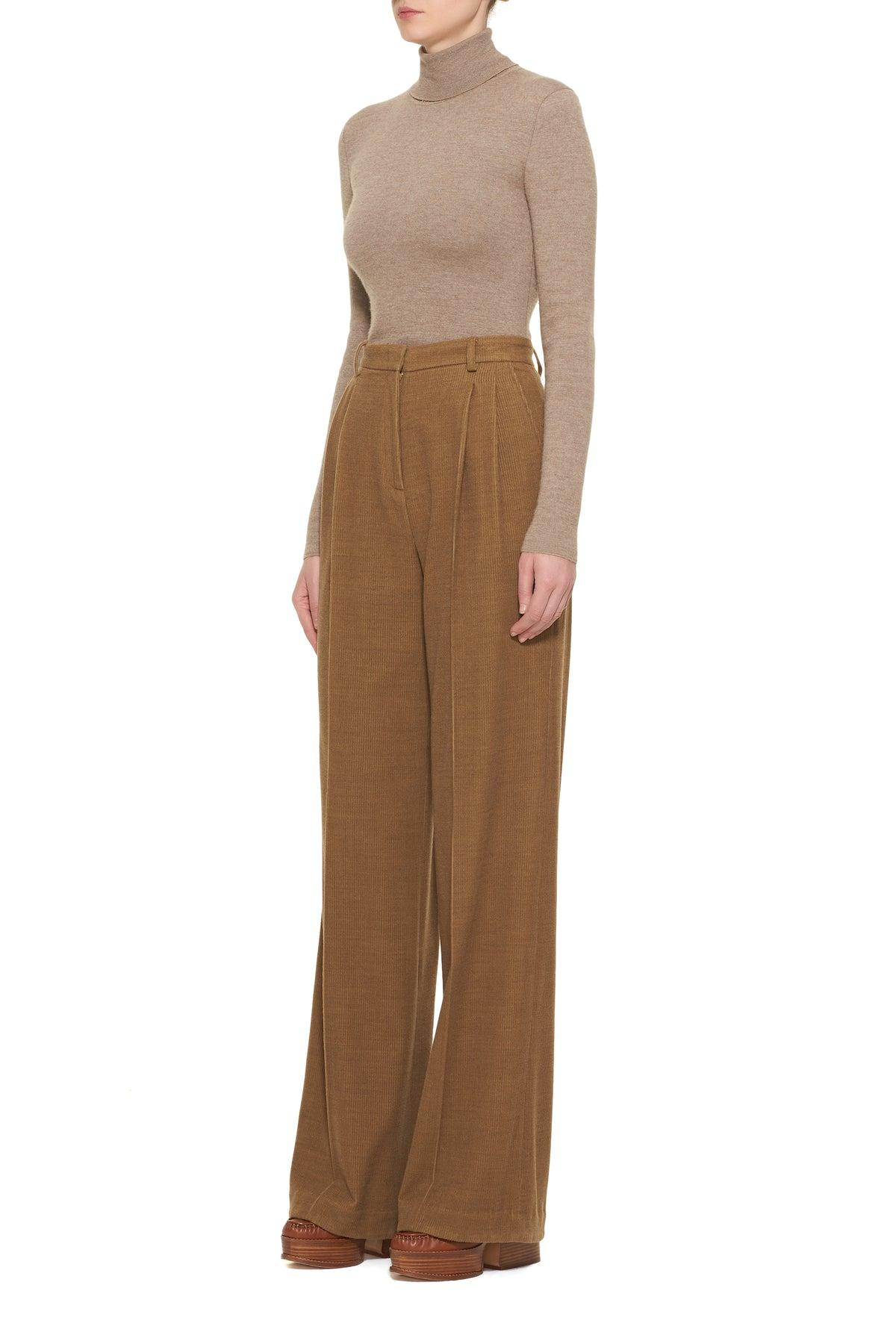 Sonia Wide Leg Trousers
