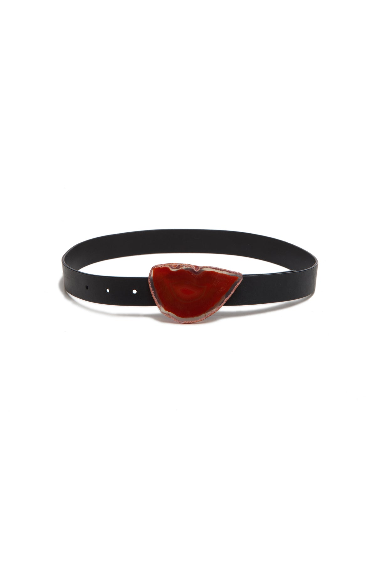 Narrow Agate Belt