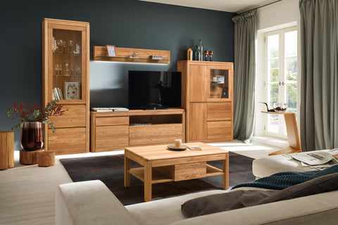 Scandinavian oak furniture