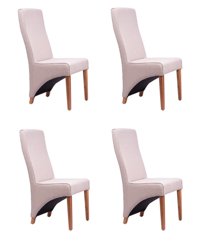 Manchester Dining Chairs 4 Pack