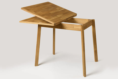 folding extendable dining table