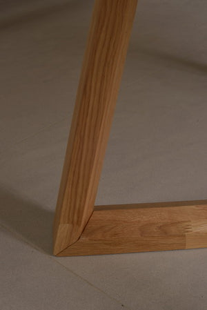 NordicStory extendable dining table Moby 120-160 cm.