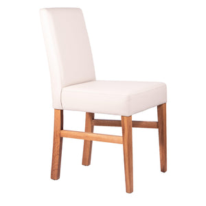 NordicStory Dining Chair Cardiff Solid Wood Legs Scandinavian Nordic Oak
