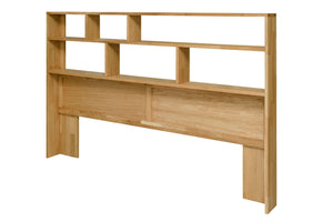 NordicStory Solid oak headboard