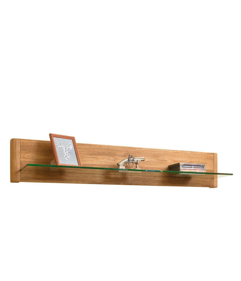 NordicStory Wall shelf Solid Wood Scandinavian Oak