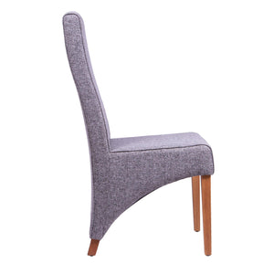 NordicStory Dining chair Manchester solid wood Scandinavian Nordic oak