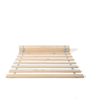 "NordicStory Solid oak bed ""Escandi"" 140 x 200 cm. / 160 x 200 cm. / 180 x 200 cm."