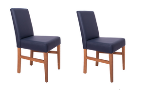 NordicStory Packung mit 2 Cardiff Dining Chairs