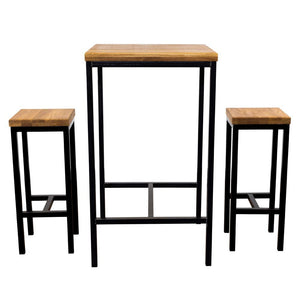 Modern style dining table for 2 people