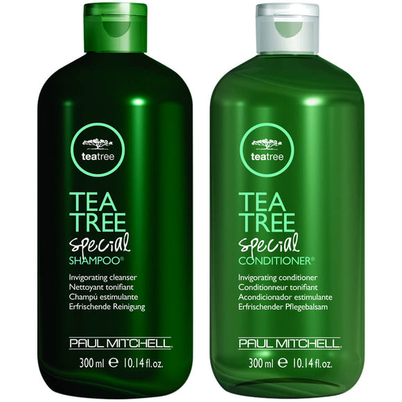 PAUL MITCHELL TEA TREE SPECIAL DUO SHAMPOO & CONDITIONER BOTH 300ML