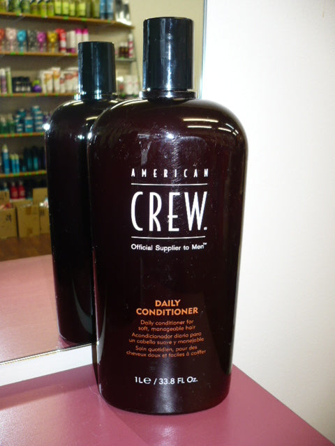 American Crew Men Daily Conditioner FOR SOFT MANAGEABLE HAIR LITRE