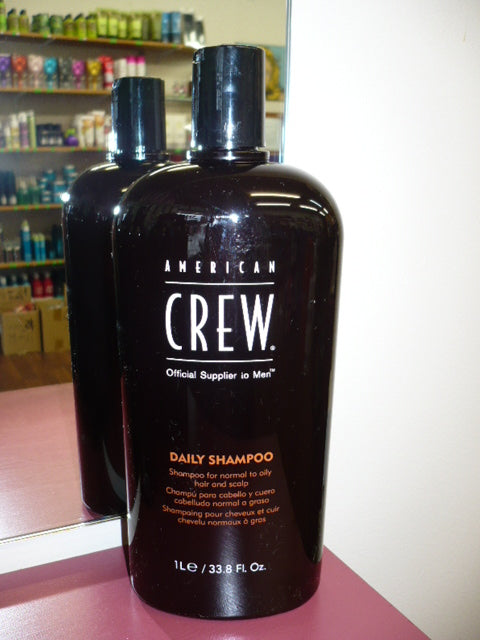 American Crew Men Daily Shampoo FOR NORMAL OILY HAIR AND SCALP LITRE