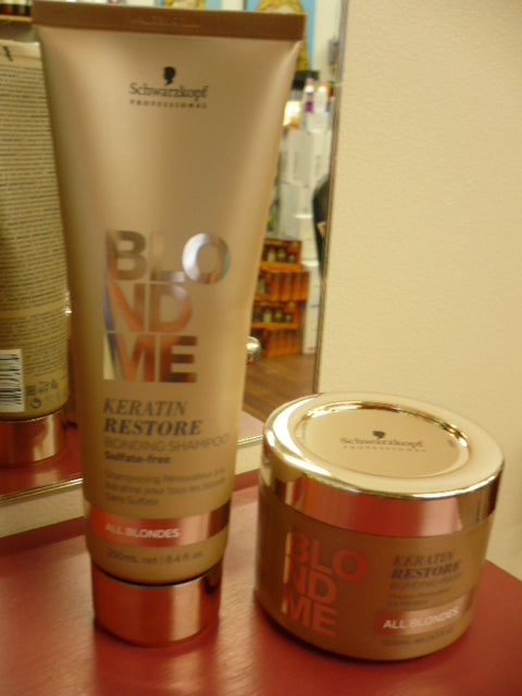 Schwarzkopf Blondeme All Blondes SHAMPOO AND MASK Duo Pack