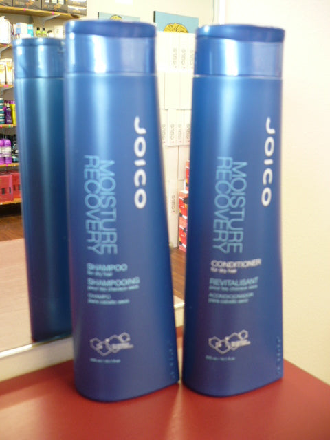 JOICO MOISTURE RECOVERY Shampoo & Conditioner 300ML OR LITRE DUO