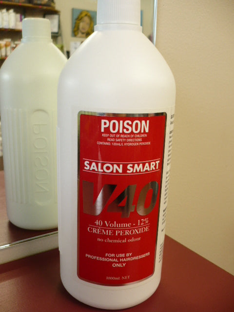 SALON SMART 40Vol Developer 1000ml