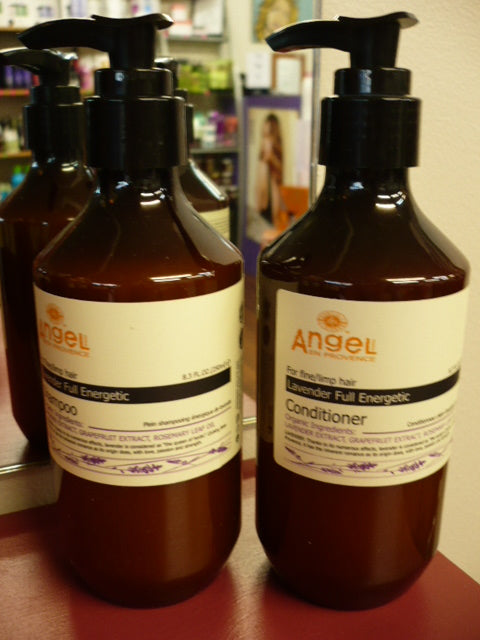 ANGEL EN PROVENCE LAVENDER FOR FINE LIMP HAIR DUO