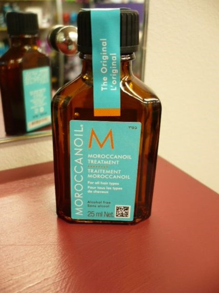 Moroccan oil TREATMENT FOR ALL HAIR TYPES 25ML - TRAVEL SIZE