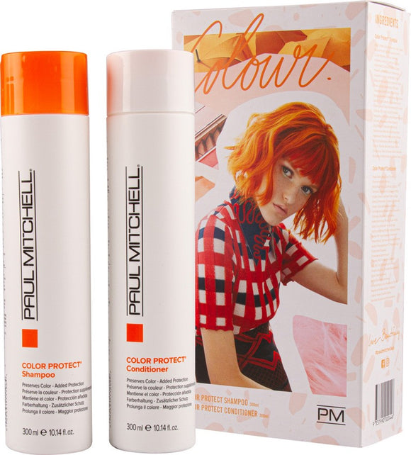 Paul Mitchell Colour Duo - Color Protect Shampoo and Conditioner 2 x 300ml