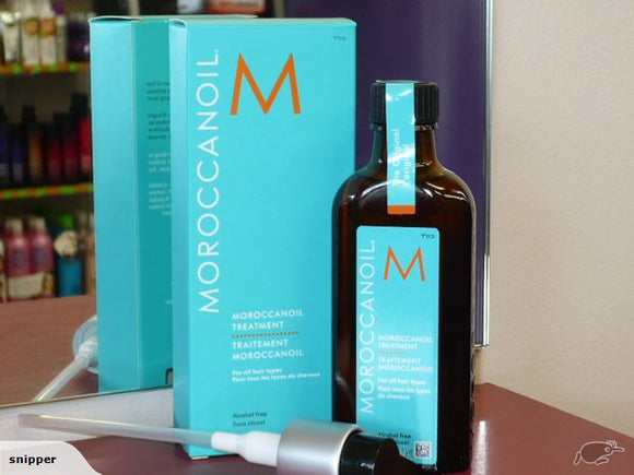 Moroccan oil TREATMENT 100ml FOR ALL HAIR TYPES