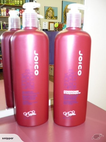 JOICO Color Endure VIOLET Sulfate free SHAMPOO & CONDITIONER 500ML DUO