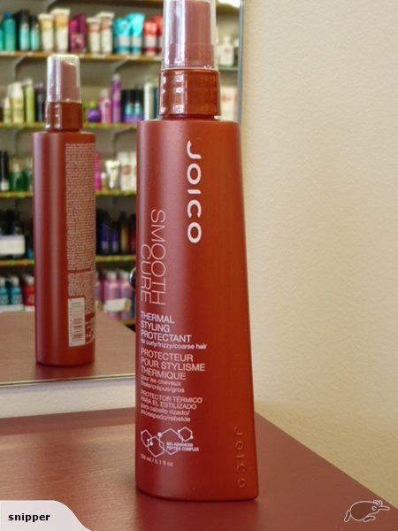 Joico smooth cure thermal Heat styling protect spray 150ml