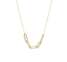 Load image into Gallery viewer, City Slicker Chunky Gold Chain Necklace