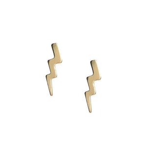 14k gold-filled Lighting Studs
