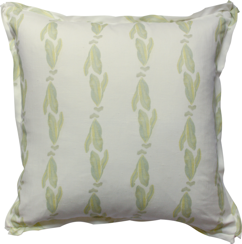 Cecilia Pillow in Celery