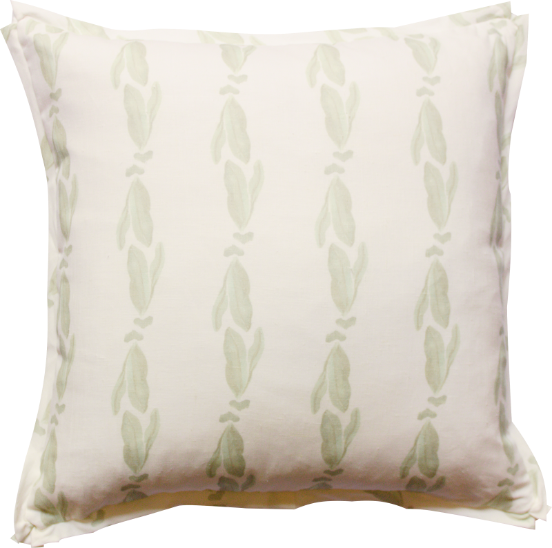 Cecilia Pillow in Sea