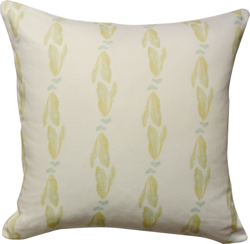 Cecilia Pillow in Pear