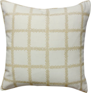 Pique Pillow in Hazelnut