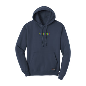 FOURTHECITY Hoodie - Navy