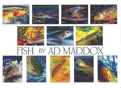 Fish by AD Maddox