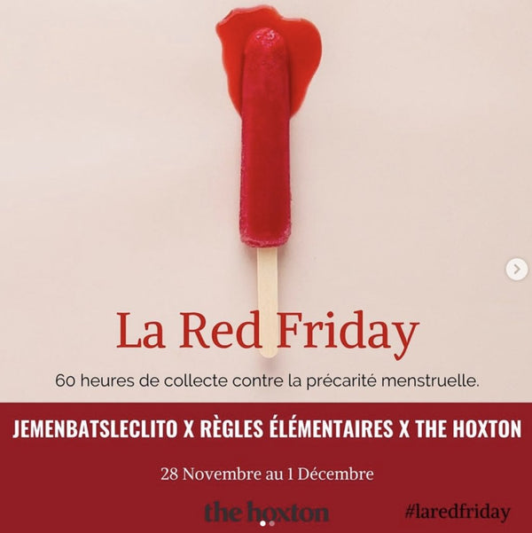 LA RED FRIDAY est lancée !