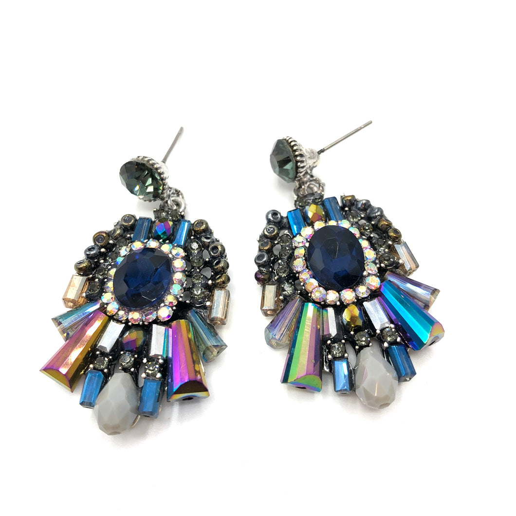 Celopatra - Art Deco earrings with a modern twist