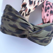 Load image into Gallery viewer, Diana - SALE leopard print headband
